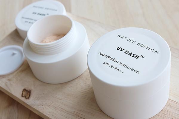 ELAN UV DASH foundation sunscreen 2